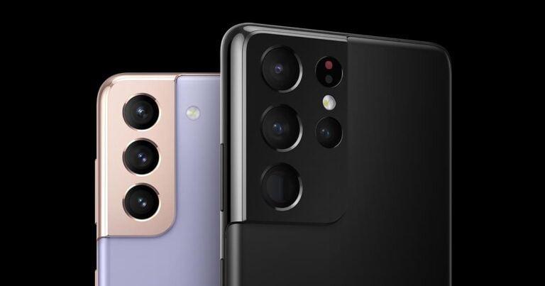 Galaxy S21 Ultra 2021'in en iyi telefonu seçildi