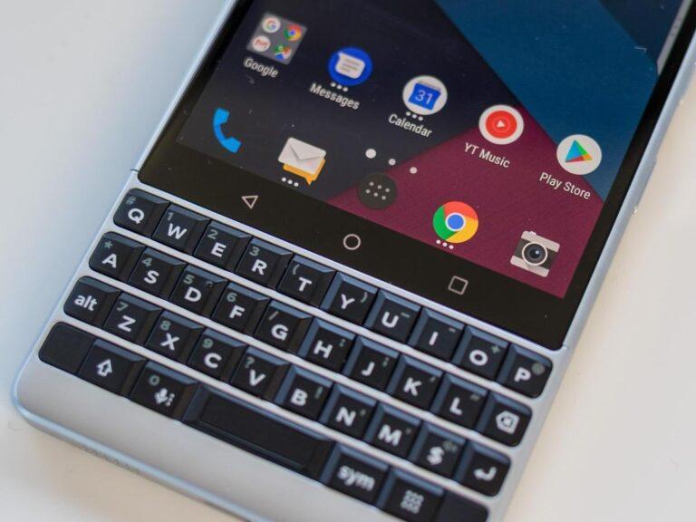 BlackBerry yenilenerek tekrar kullanıcılara sunulacak
