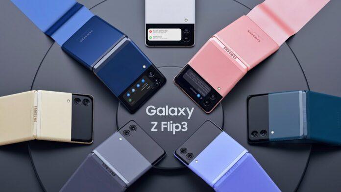 Galaxy Z Flip 3 12 bin TL'lik fiyatıyla