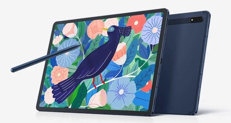 Galaxy Tab S8+, Tab S8 Ultra için yeni bilgiler geldi