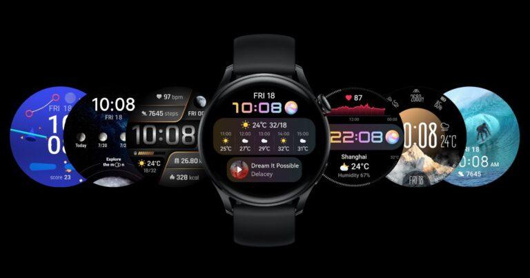 Huawei Watch 3 piyasaya girdi