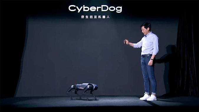 Xiaomi Cyberdog için ilk resmi video yayınlandı