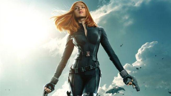 Black Widow filminin silinen sahnesi ortaya çıktı