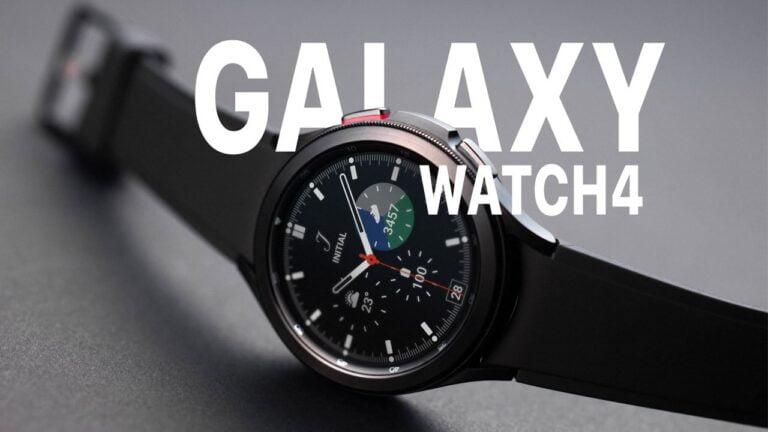 Samsung Galaxy Watch 4 vücut yağını bilekten hesaplayabiliyor