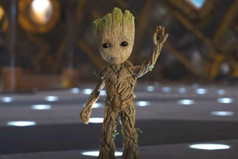 Marvel, Baby Groot karakteri için animasyon dizisi duyurdu