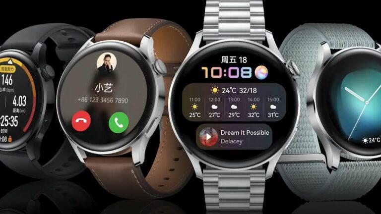 Huawei Watch 3 Pro fiyatı ile şaşırttı