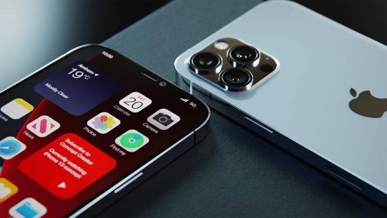 iPhone 13 Pro ve Pro Max için güncelleme yayınlandı