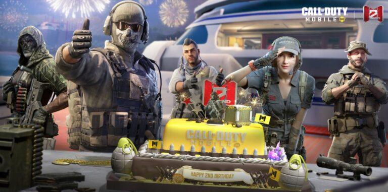 Call of Duty: Mobile , 2. Yıl dönümünü Karartma haritası ile Kutluyor
