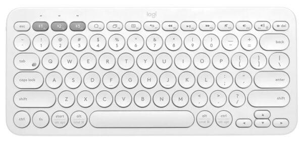 Logitech K380 Bluetooth klavye incelemesi