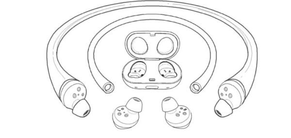 Samsung yeni kulaklıkları yeni bir patent aldı
