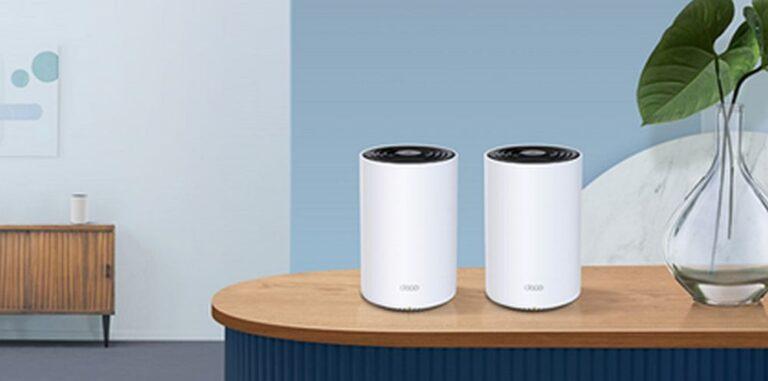 WiFi 6E'li yeni Deco Mesh ürünlerini duyurdu