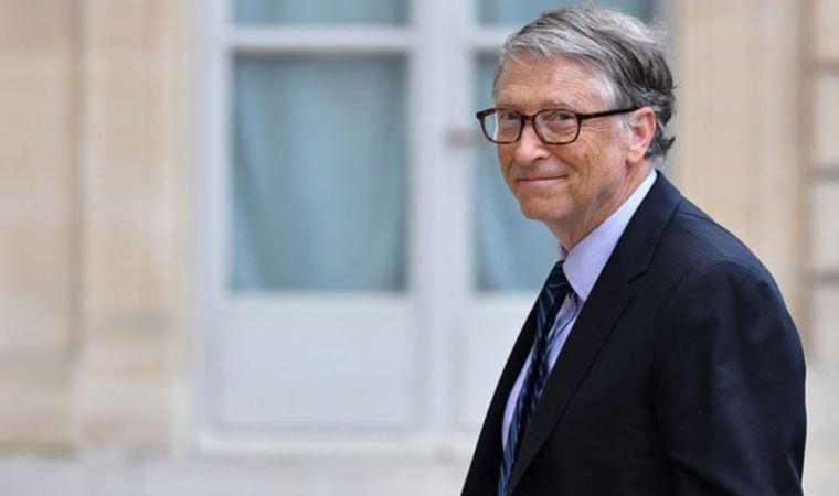Bill Gates koronavirüsle mücadele için kolları sıvadı