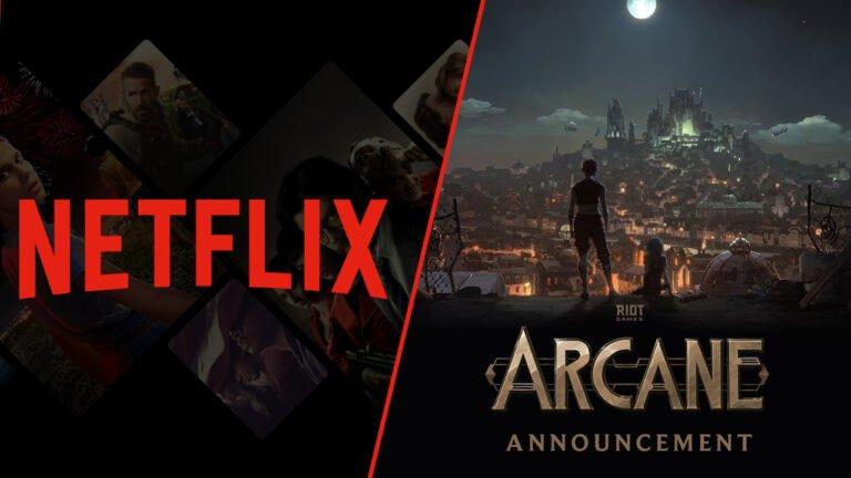 League of Legends serisi 6 Kasım'da Netflix'te başlıyor
