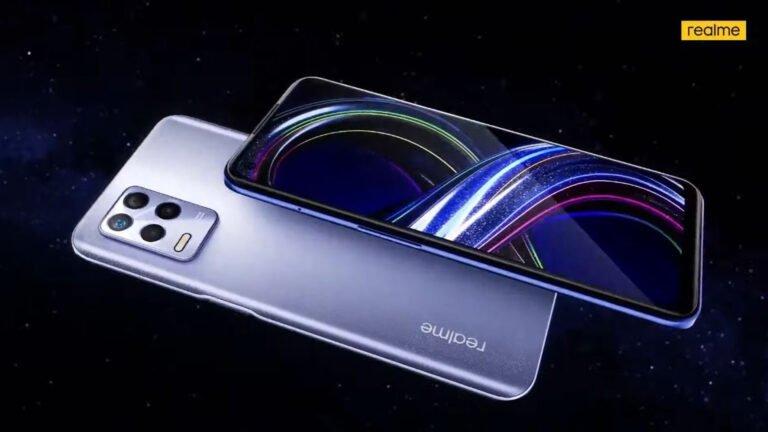 Realme 8s 5G tanıtıldı! İşte özellikleri