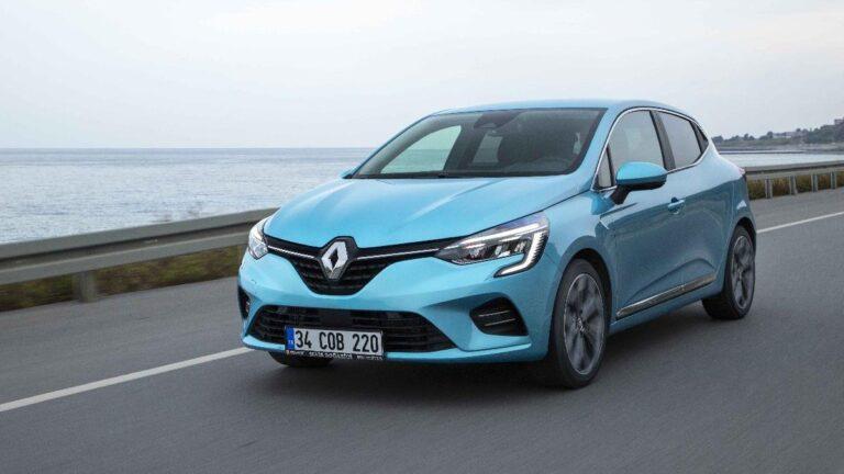 Şok açıklama! Renault üretimi kısmen durduruyor!