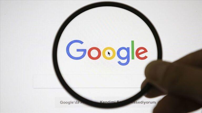Google 2020'de kullanıcı verilerini paylaşmış!