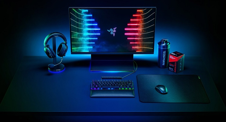 Razer Strider XXL Hybrid mouse mat ile daha sağlam ve hızlı adımlar mümkün