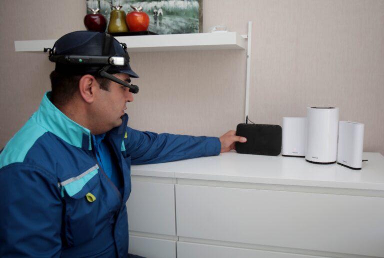5G ve AR teknolojisi ile uzaktan teknik destek
