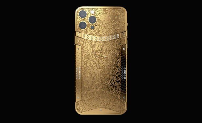 Caviar altın kaplamalı PS5, iPad mini, AirPods Max ve iPhone 13 Pro'yu piyasaya sürdü