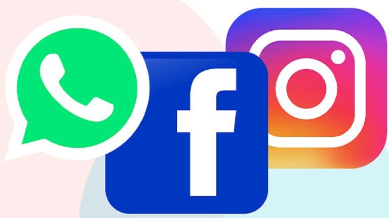 Instagram ve WhatsApp kullanıcıları yine erişim problemi yaşıyor
