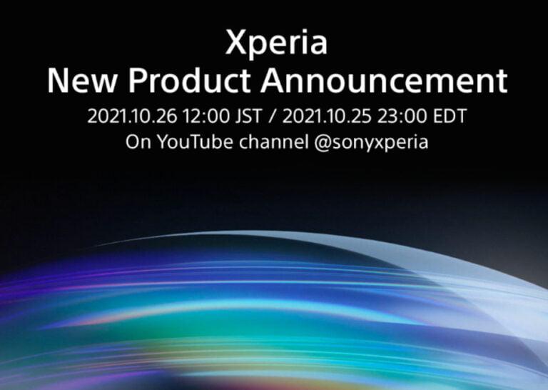 Yeni Sony Xperia 26 Ekim'de tanılacak