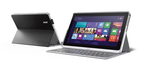 Acer'dan Yeni Bir Ultrabook Daha Aspire P3