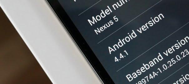 Android 4.4.1 Kamera Performansını İyileştiriyor