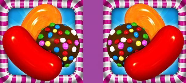 Candy Crush' dan Yeni Dev Güncelleme