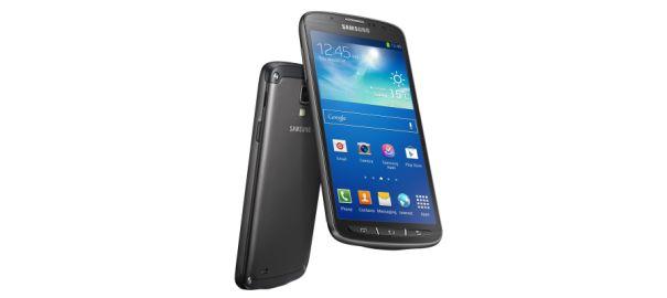 Samsung'un Yeni Akıllısı Galaxy S4 Active Olacak