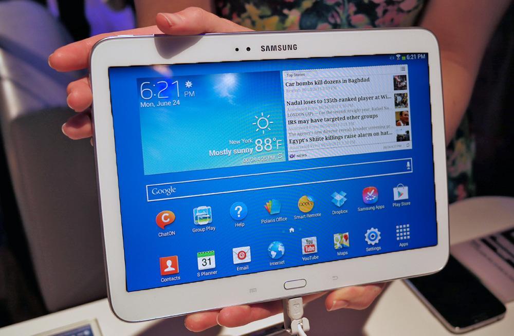 Samsung'dan Cep Dostu Galaxy Tab 3!