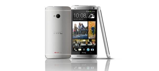 Avrupa'nın İleri Düzey En İyi Akıllı Telefonu HTC One