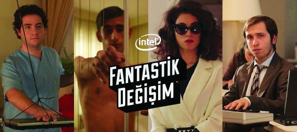 """Intel'den """"Fantastik"""" Reklam Kampanyası"""