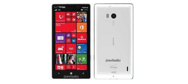 Nokia Lumia 929'un Beyazı Ortaya Çıktı