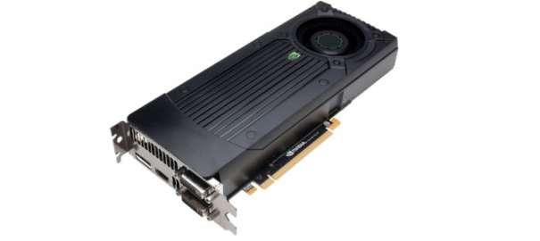 Nvidia GeForce GTX 760 GPU'sunu Tanıttı!
