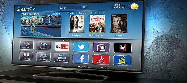 En Zengin İçeriğe Sahip Smart TV