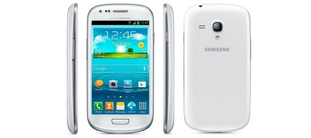 Samsung Kompakt Yapıdaki GALAXY S4 mini'yi Kullanıcıların Beğenisine Sundu