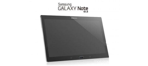 Samsung Galaxy Note 12.2 İle Bombayı Patlatacak