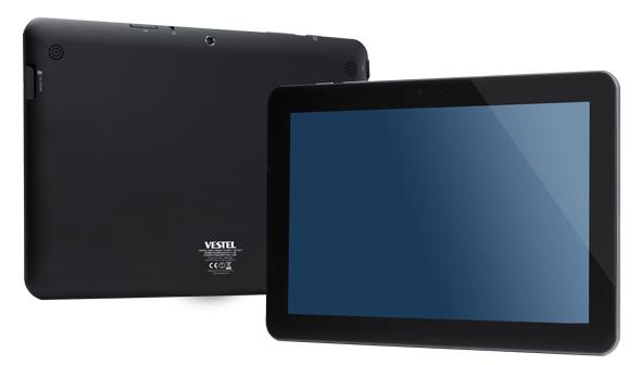Vestel'in Yeni Tableti Tanıtıldı!
