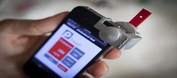 Kolestrolünüzü Akıllı Telefonunuz'dan Öğrenin