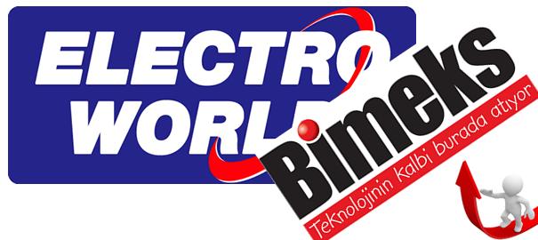 Electro World Artık Türk!