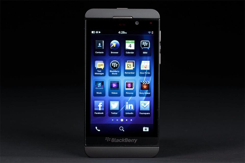 BlackBerry'e Şok Suçlama!
