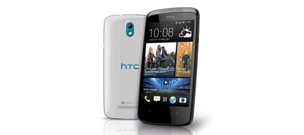 HTC Desire 500 Satışa Sunuldu, İşte İlgi Çekici Tarifeli Fiyatlar
