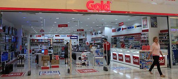 Gold'un Yeni Mağazası %80'e Varan İndirimle Açılıyor