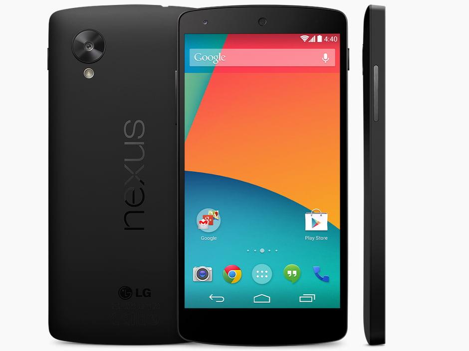 Google Nexus 5'in Ekranını Sakın Kırmayın!