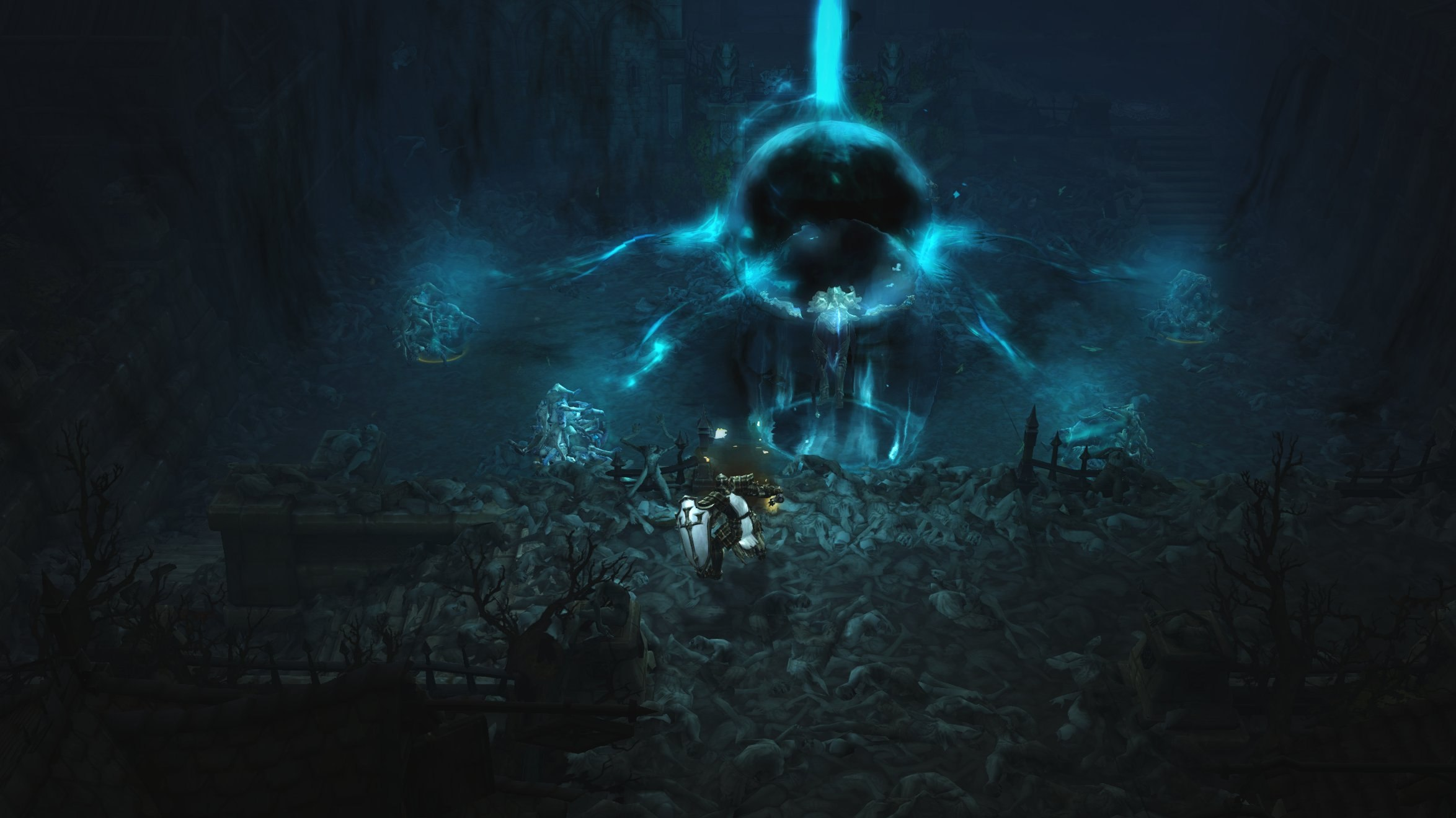 Blizzard, Diablo III: Reaper of Souls'u Duyurdu!