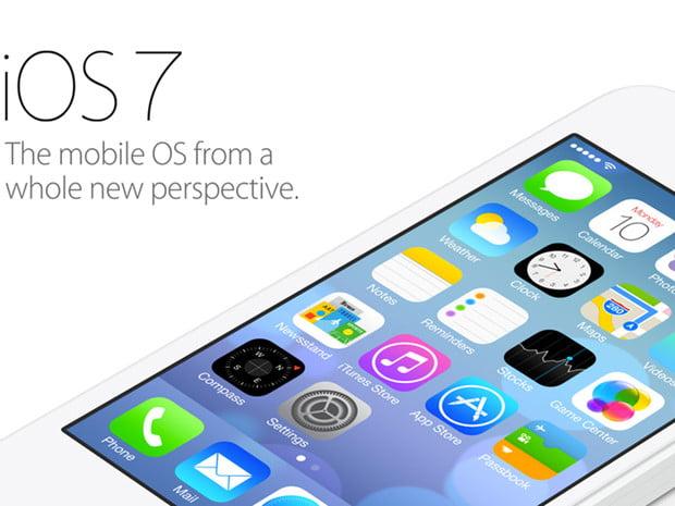 Apple iOS 7.0.3 Geliyor!