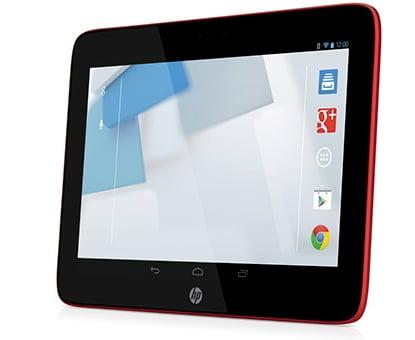 HP'den İki Android Tablet Geliyor!