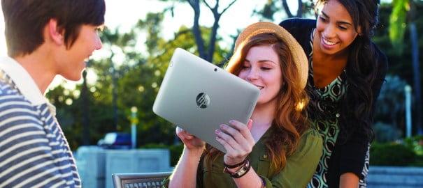 HP'den Android İşletim Sistemli İkisi Bir Arada PC  SlateBook x2