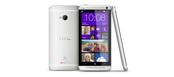 HTC One'a Windows Phone 8 Dopingi