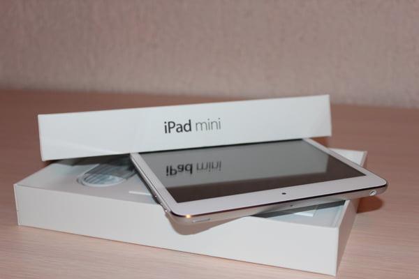 Retina Ekranlı iPad Mini Satışa Sunuldu